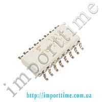 Оптроны TLP281-4 (SO16)