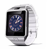 Умные часы Bluetooth Smart Watch DZ09 - White