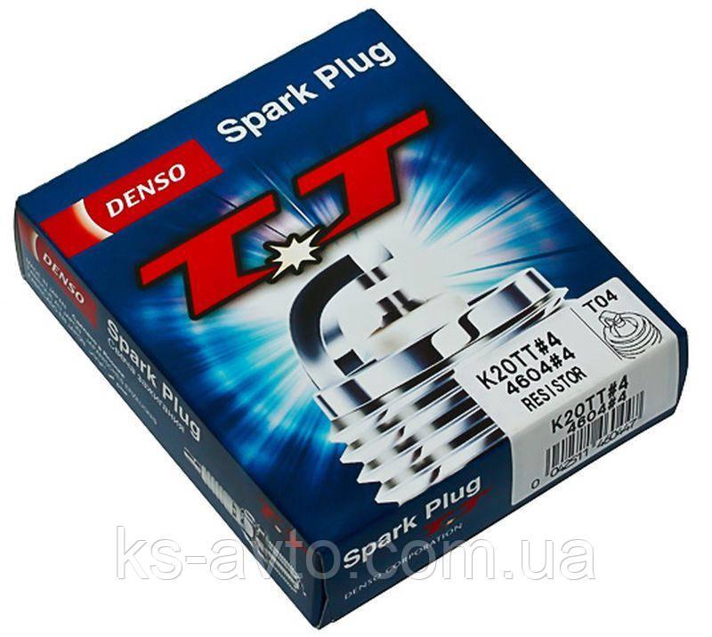 Свеча зажигания (ГБО) Ланос 1.6 DENSO TT Т04