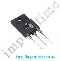 Транзистор 2SD2499 (original) (TO-3P(N))