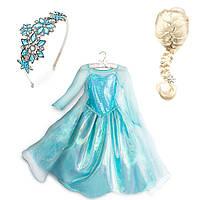 Карнавальный Костюм  королева Эльза Холодное сердце Frozen,Disney , фото 1