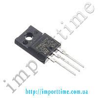 Транзистор STP4NK60ZFP (TO-220F)