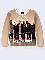 Женский свитшот Linkin Park участники