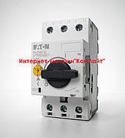 Автоматический выключатель защиты электродвигателя EATON PKZMO-1.6 XTPR1P6BC1 1....1.6A (Германия)
