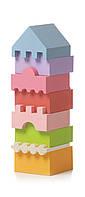 Деревянная пирамидка Cubika  8 деталей