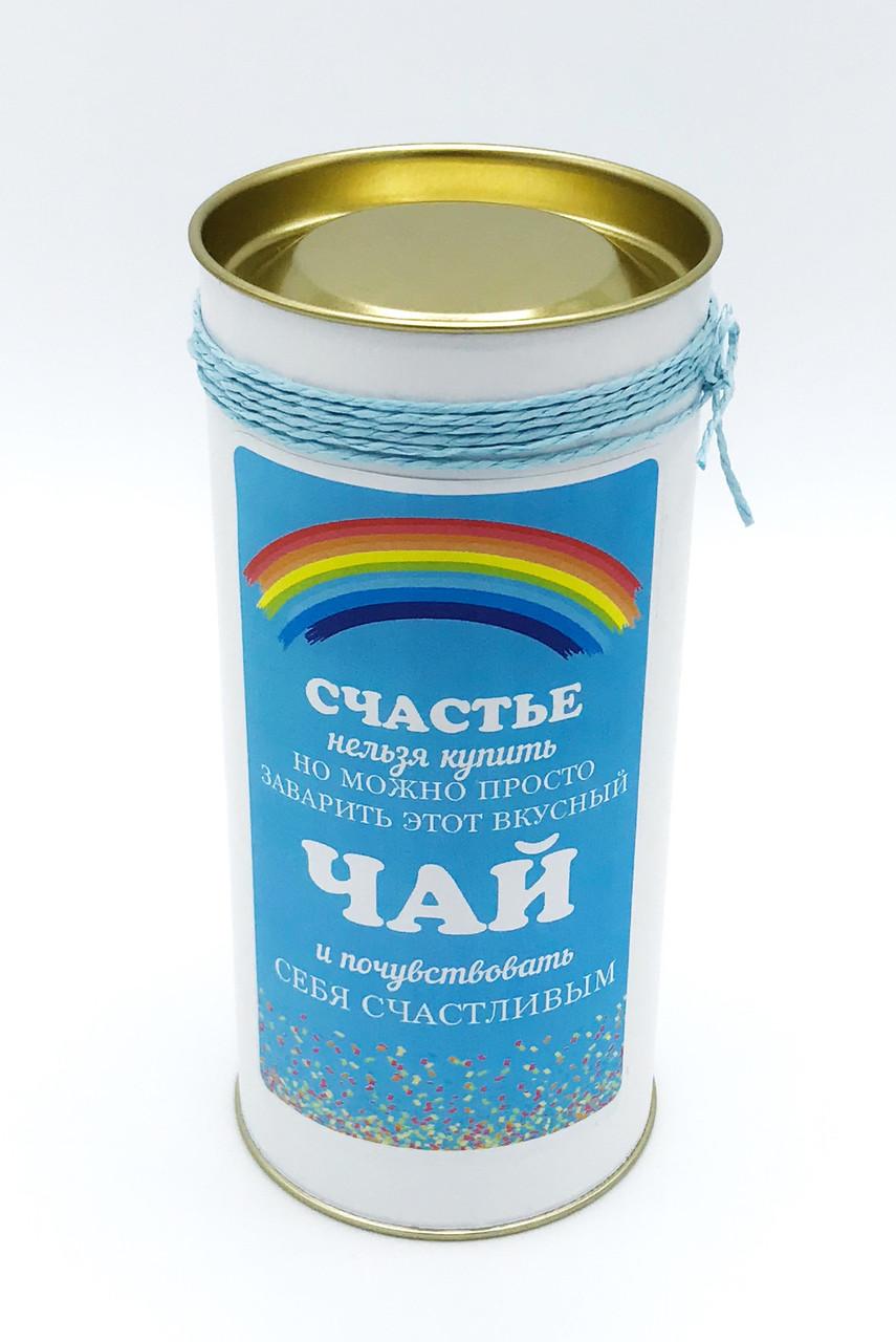 Чай «Для счастья» - Sweets - купить оригинальные и сладкие подарки в интернет магазине необычных подароков в Харькове