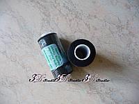 Нитки швейные №40 черные 100% полиэстер 400 ярдов