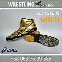 Борцовки боксерки ASICS JB Elite Jordan Borroughs wrestling boxing shoe