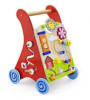 Ходунки-каталка (50950), Viga Toys