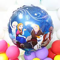 """Фольгированный воздушный шар """"Холодное сердце"""""""