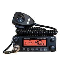 Радиостанция CB President Johnny III ASC 12/24V  (Автомобильная 27 МГЦ)