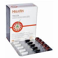 Migliorin ТРИКОКС в капсулах, для восстановления волос, ногтей, кожи головы, 60 капсул