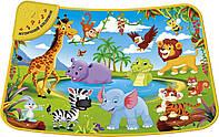 Детский коврик Поющее подворье (KI-782-U) музыкальный KK