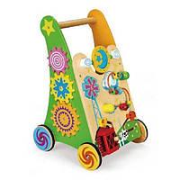 Ходунки-каталка (59460), Viga Toys
