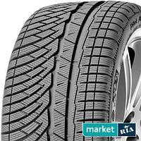Зимние шины Michelin Pilot Alpin PA4 (255/40R18 99V)