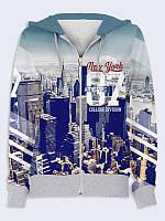 Женское худи New York