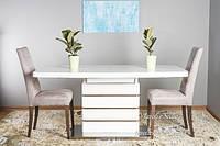 Тонкие столы-трансформеры: практичность, красота и многофункциональность