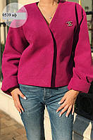 Женское пальто осеннее короткое 0539 Аф