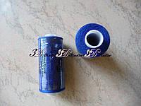 Нитки швейные №065 темно-синие 100% полиэстер 400 ярдов