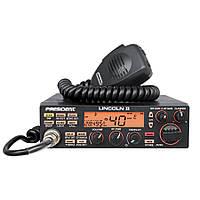 Радиостанция CB President Lincoln II ASC (Автомобильная 27 МГЦ)