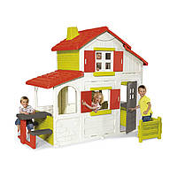 Двухэтажный дом с кухней-барбекю 320023 ТМ: Smoby