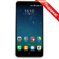 "Смартфон 5"" LEAGOO KIICAA POWER, 2GB+16GB Золотистый Dragontrail glass Android 7.0 камера 8 Мп 4000 mAh"