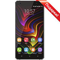 "Смартфон 5"" OUKITEL C5, 2GB+16GB Черный 4 ядра IPS изогнутое стекло 2.5D Android 7 камера 8 Мп автофокус"