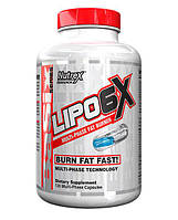 Жиросжигатель Nutrex Lipo 6X (120 капс)