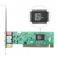 Звуковая карта PCI C-Media 8738 4,1chanel