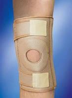 Бандаж на коленный сустав разъемный (6058 люкс)