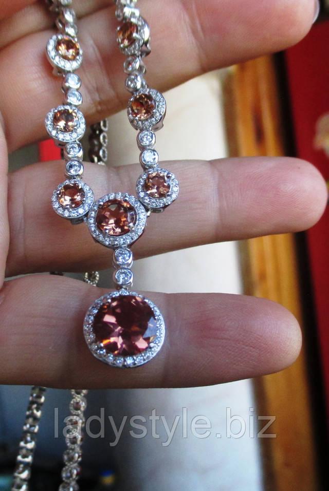 к</a>упить кольцо перстень желтый сапфир морганит украшения серебро