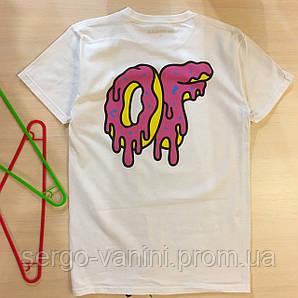 Odd Future OFWGKTA топовая футболка • Бирка печать Фотки живые