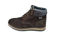 Ботинки зимние на меху Multi Shoes Carpet GZ1 Brown
