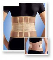 Корсет ортопедический согревающий с 3 ребрами жесткости (3041 люкс)