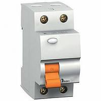 Дифференциальное реле Schneider Electric ВД63 63А 30МА 11455 N30313013