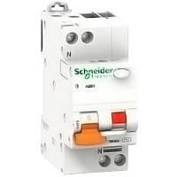 Автомат дифференциальный Schneider Electric АД63 25А 30МА 11474 N30309002