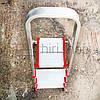 Алюминиевая стремянка на 4 ступени 3+1 до 150 кг Deca, фото 3