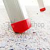 Алюминиевая стремянка на 4 ступени 3+1 до 150 кг Deca, фото 6