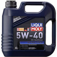 Масло моторное Liqui Moly Оptimal synth 5W-40 4 л N40711808