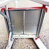 Алюминиевая стремянка, 5 ступеней, 4+1, до 150 кг, Deca, фото 5