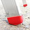 Алюминиевая стремянка, 5 ступеней, 4+1, до 150 кг, Deca, фото 6