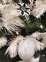 Искусственная ветка с перьями Goodwill