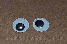 Глазки самоклеющиеся 18 мм