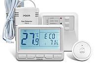 Беспроводной WiFi термостат POER PTC10/PTR10 +PTG10 +PSG10