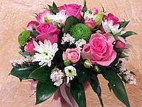 Оформление свадьбы живыми цветами, букет невесты Сумы