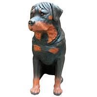 Садовая скульптура Ротвейлер N11013647