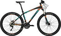 "Велосипед Giant Talon 2 LTD черный/оранжевый 27.5"", рама L"