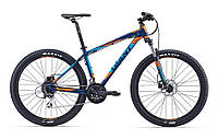 """Велосипед Giant Talon 4 синий 27.5"""", рама S"""