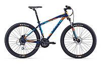 """Велосипед Giant Talon 4 синий 27.5"""", рама L"""