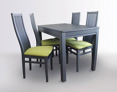 Комплект стол и 4 стула Санта-Фе